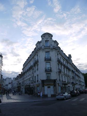 Grand Hotel de Tours: THe Hotel