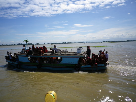 Ayeyarwaddy River