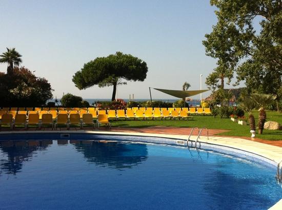 S'Agaro, Espagne : piscina