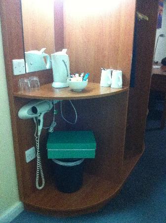 Premier Inn Reading Central Hotel: The facilities