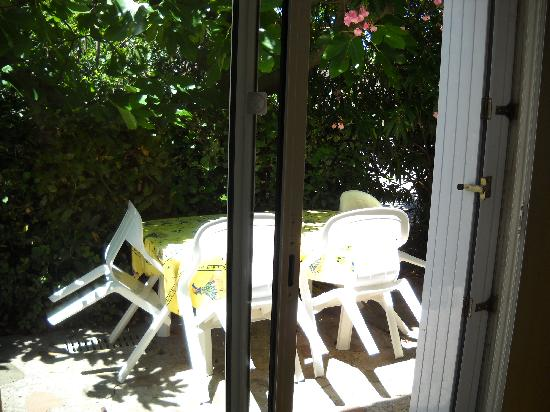 Le Thimotee : La terrasse