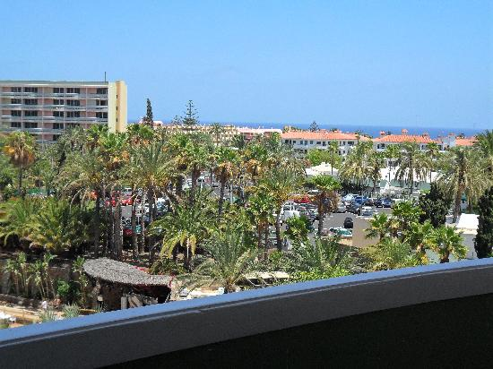 IFA Buenaventura Hotel: view from our balcony of the sea