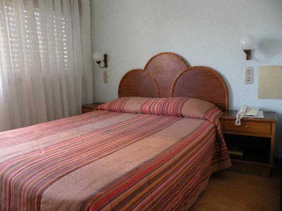 Porto Coliseum Hotel: letto matrimoniale