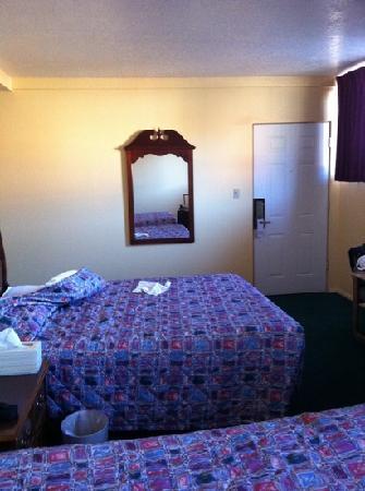 Rodeway Inn: chambre