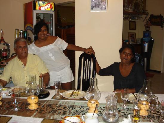 Pallagino Guest House: une famille acceuillante
