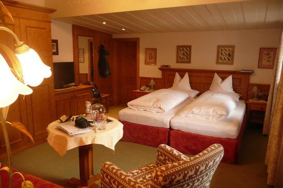 Hotel Haldenhof: My room