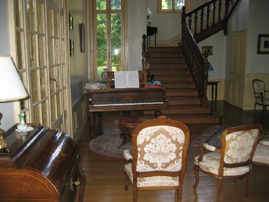 Le Moulin de Francueil: La demeure chaleureuse