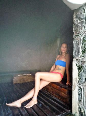 Barano d'Ischia, Italia: la sauna naturale