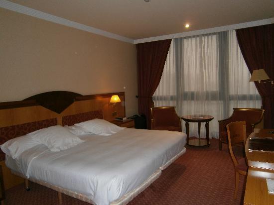 Hotel Oca  Puerta del Camino: Super confortable.
