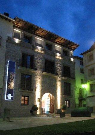 Hotel Palacio del Obispo: Fachada principal