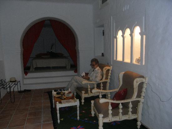 Dar Zina: grande suite
