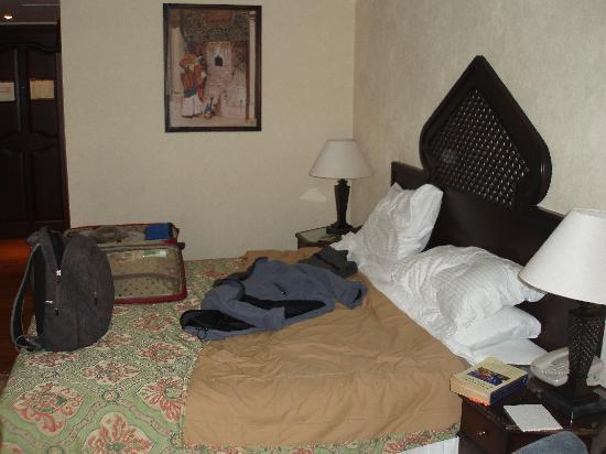 โรงแรมอาราเบียน คอร์ทยาดแอนดด์สปา: Good size room