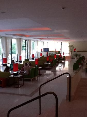 Louis Zante Beach Hotel: One of the lounges