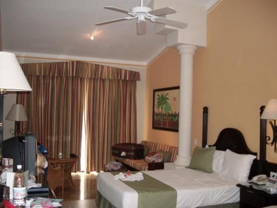 Grand Bahia Principe La Romana: our room