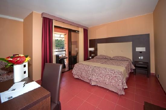 Hotel le Belvedere : chambre superieure