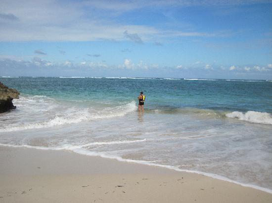 Baracoa, Kuba: Private beach