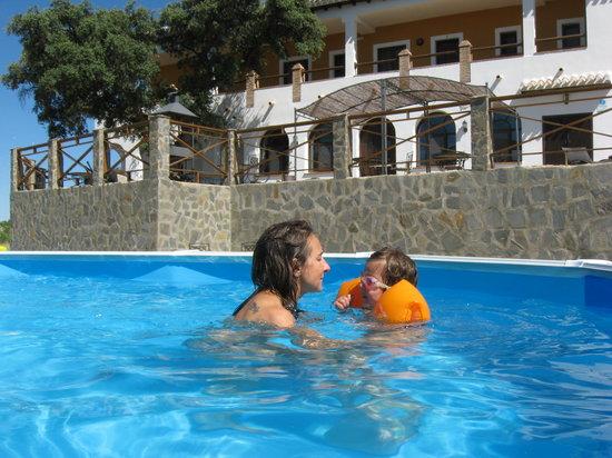 El Geco Verde: the pool