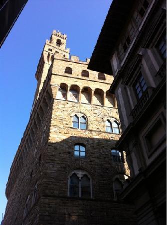 Piazza della Signoria: Dagli Uffizzi