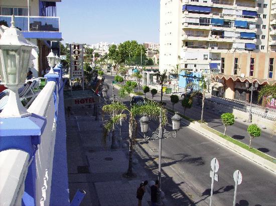 Hotel Princesa Solar: sin aparcamientos