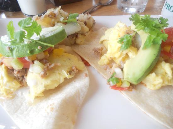 Local 149: Breakfast Taco