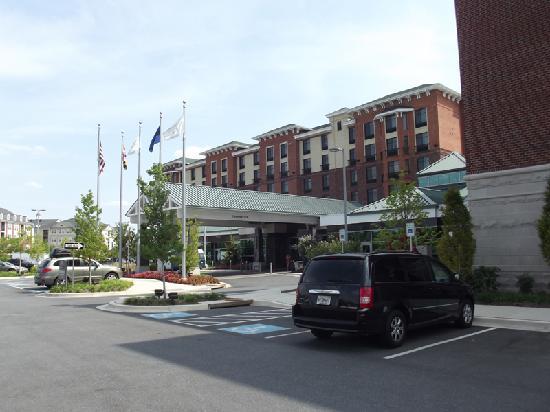 Homewood Suites Rockville - Gaithersburg: Hotel Exterior