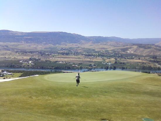 Coast Wenatchee Center Hotel: golf highlander
