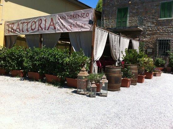 Suvereto, Italia: da Ghigo!!!
