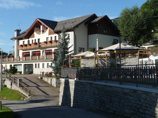 Crodo, Italia: Hotel Edelweiss