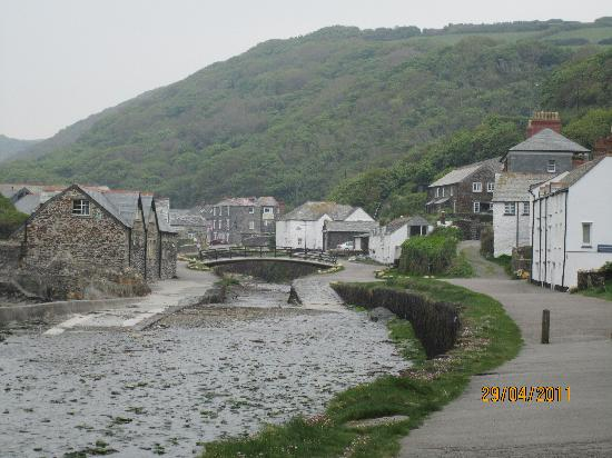 Trerosewill Farmhouse: Boscastle