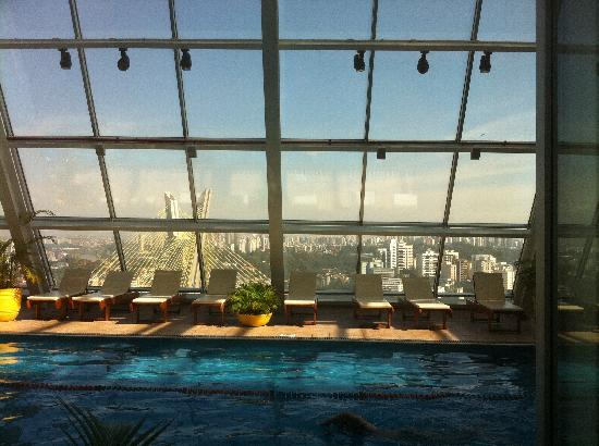 Hilton Sao Paulo Morumbi: Pool