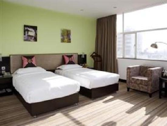 Jintai Hotel : la chambre