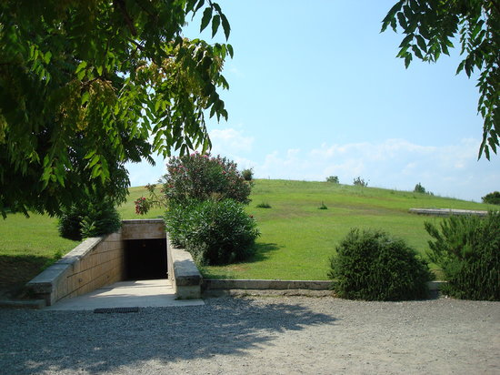 The Great Tumulus