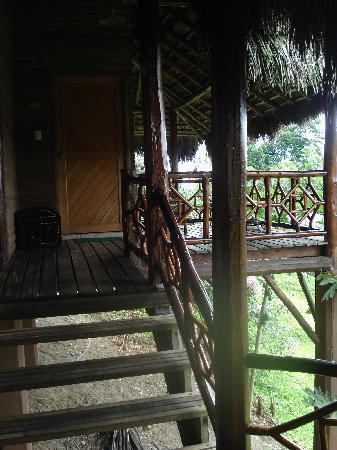 Arasha Tropical Rainforest Resort & Spa: Balcón de la Suite Tropical