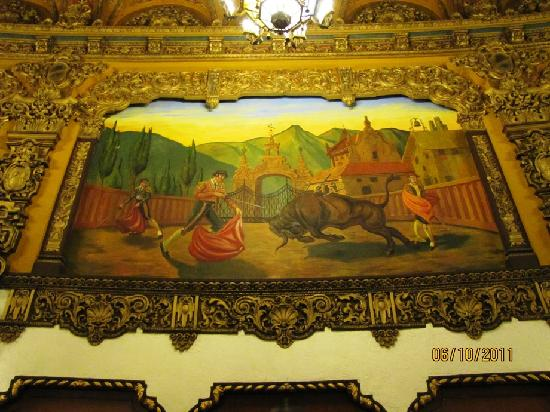 St. George Theatre: Mural
