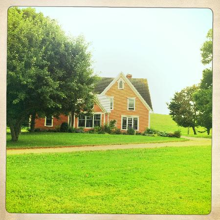 My Mother's Country Inn: A beautiful B&B in the country side of New Glasgow, PEI