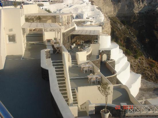Petit Palace Suites Hotel: hotel restaurant