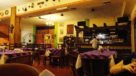 Sonora Grill: Bar Area