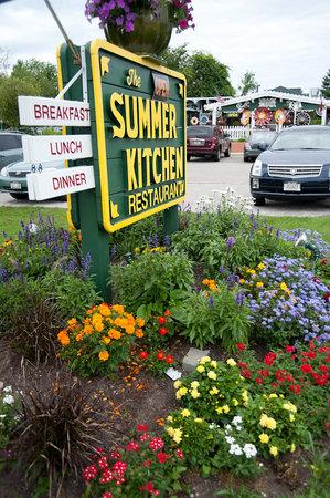 The Summer Kitchen Restaurant Ephraim Menu Prices
