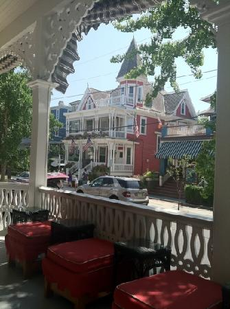 Red Cottage Picture Of The Virginia Hotel Cape May