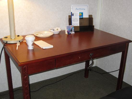 Comfort Inn Trevose: Broken Handle