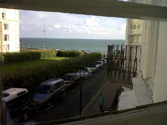 Strawberry Fields: sea view from room 5