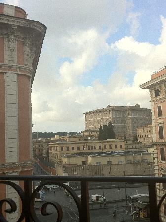 Le Suite di Via Ottaviano : view from room 1