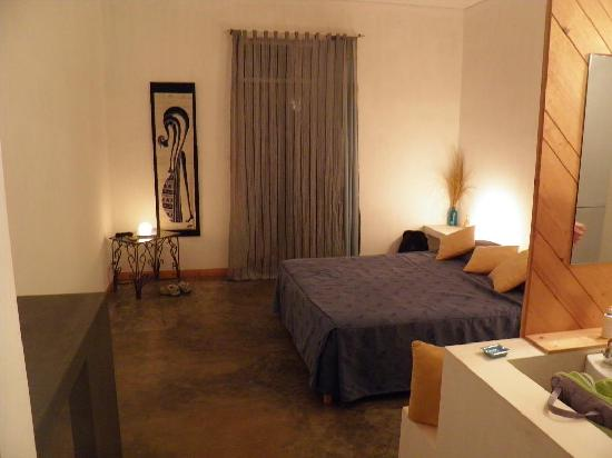 Residencial Goa: La chambre
