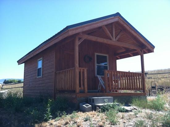 Corvallis, MT: another cabin