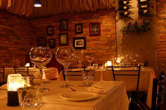 Embrujo Flamenco Cozy Restaurant Interior