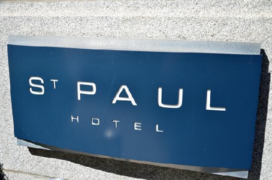 Hotel St Paul, excellent service