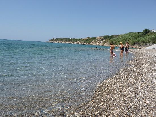 Ferma, Greece: Beach ll