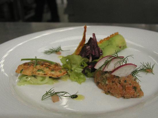 Finca de las Salinas : 1º Triologia Salmon de Uga Yaiza