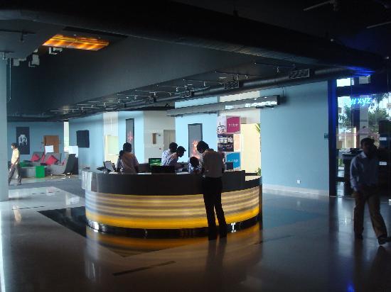 Aloft Coimbatore Singanallur: Empfangshalle