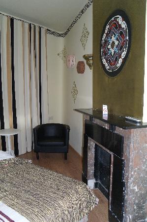 Hotel Matuchi: rooms